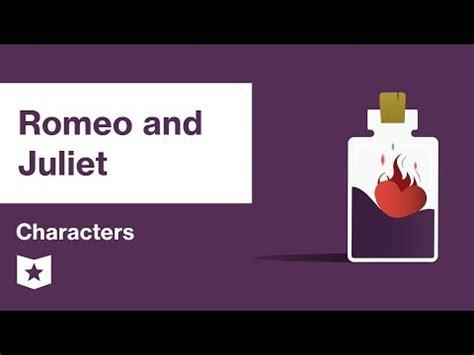 romeo and juliet character analysis romeo essay